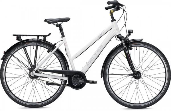 "Falter City/Urbanbike C 5.0 28"" glänzend weiß"
