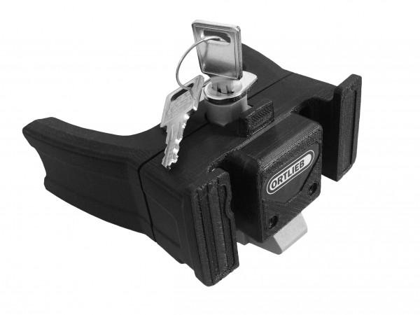 Ortlieb Handlebar Mounting-Set E-Bike with Lock