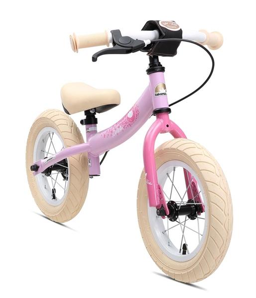 Bikestar Sicherheits-Kinderlaufrad Sport 12 Zoll pink bird