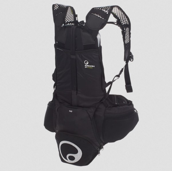 Ergon BP1 Protect Rucksack black
