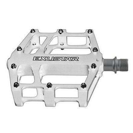 Exustar E-PB525 MTB / BMX Plattformpedal weiß