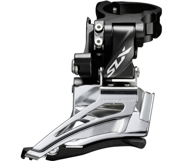 Shimano SLX front derailleur FD-M7025 2x11 Down Swing, Clamp-On high