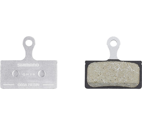 Shimano Disc Brakepad GO3A Resin BR-M9000, BR-M9020, BR-M8000, BR-M985
