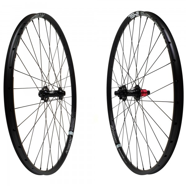 Fun Works N-Light Mega 36T Ratchet Drive Atmosphere 24 SL Wheelset 27,5 650b 1430g