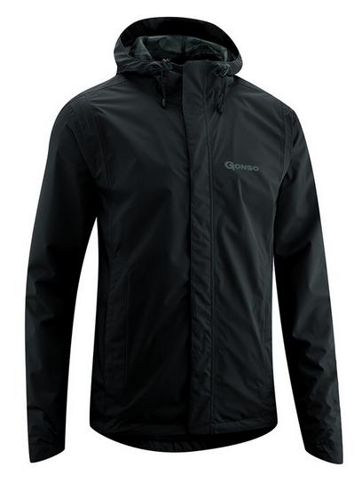 Gonso Save Light Men's raincoat black