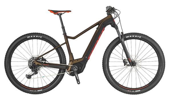 Scott Bike Aspect eRide 20 braun 2019