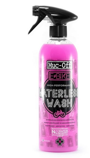 Muc-Off E-Bike Waterless Wash Fahrradreiniger 750 ml