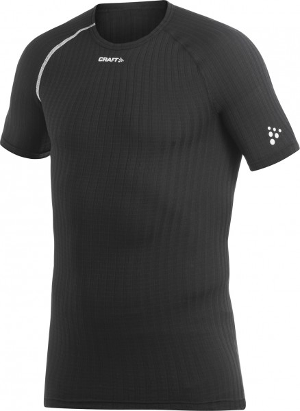 Craft Active Extreme RN Short Sleeve black/platin