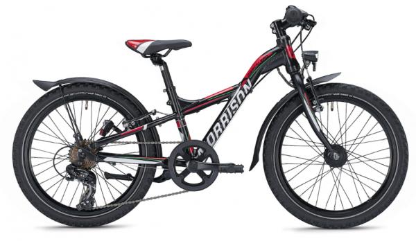 Morrison Mescalero S20 20 inch Y-Lite black/red Kids Bike