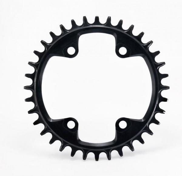 Garbaruk Chainring 30T black 96BCD