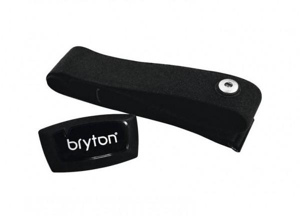 Bryton heart rate monitor