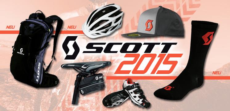 Scott Bekleidung 2015