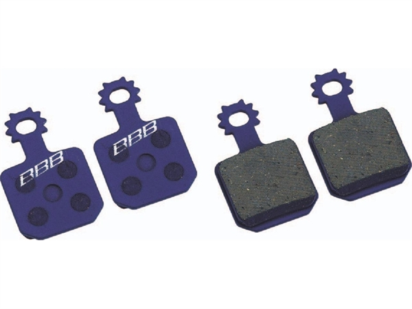 BBB brake pads DiscStop comp.Magura 2011 MT7 BBS-372 blue