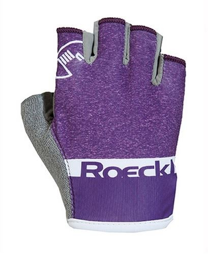 Roeckl Youngster Ziros Bicycle Glove purple