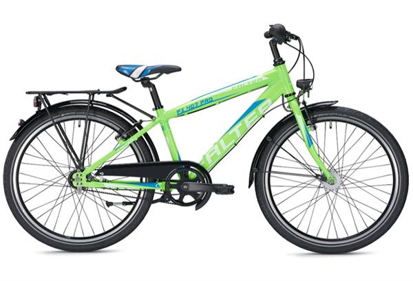 Falter FX 407 Pro 24 inch Diamant green/blue Kids Bike