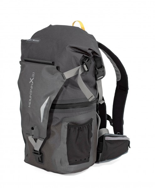 Ortlieb Mountain X backpack slate 31L