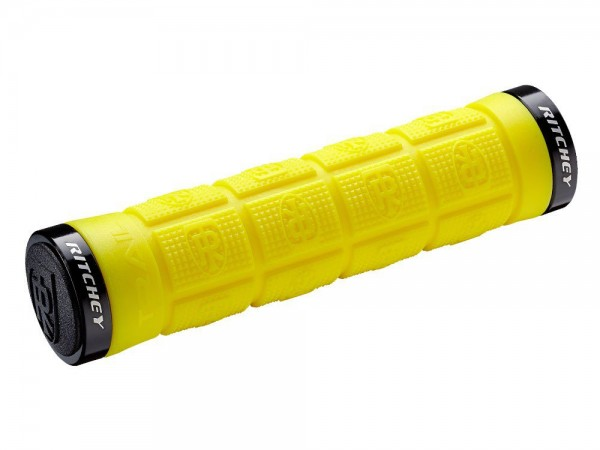 Ritchey WCS Trail Lock Grips - yellow
