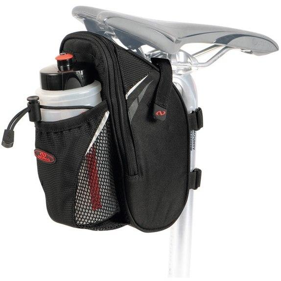 Norco Utah Saddle Bag Plus black