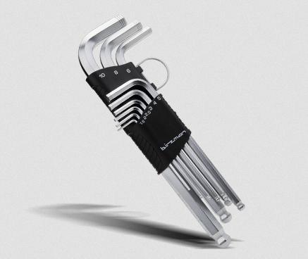 Birzman Torx Key-set (9-pcs)