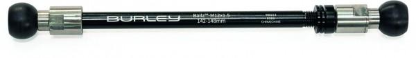 Steckachse Burley Coho Ballz M12 X 1.5, 142-148mm