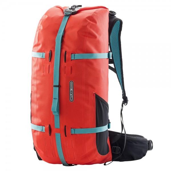 Ortlieb Atrack waterproof backpack 35L signal red