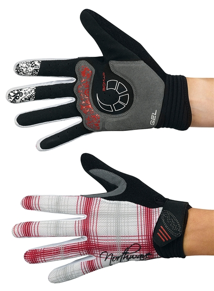 Northwave MTB Air Woman Long Glove pink