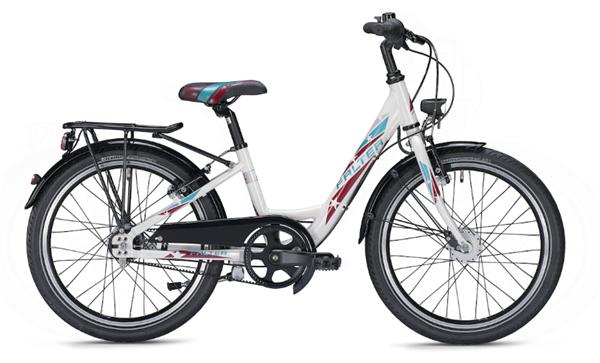 Falter FX 207 Pro 20 Zoll wave weiß Kinderrad