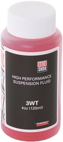 Rock Shox High Performance Dämpferöl 3 wt 120ml
