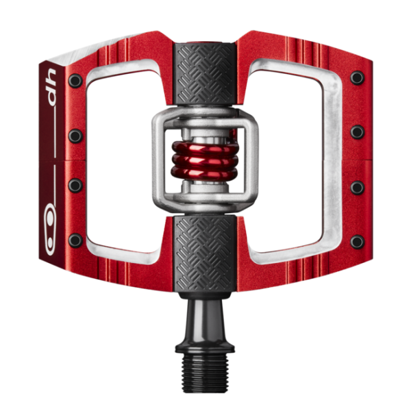 Crank Brothers Mallet DH Pedal - red