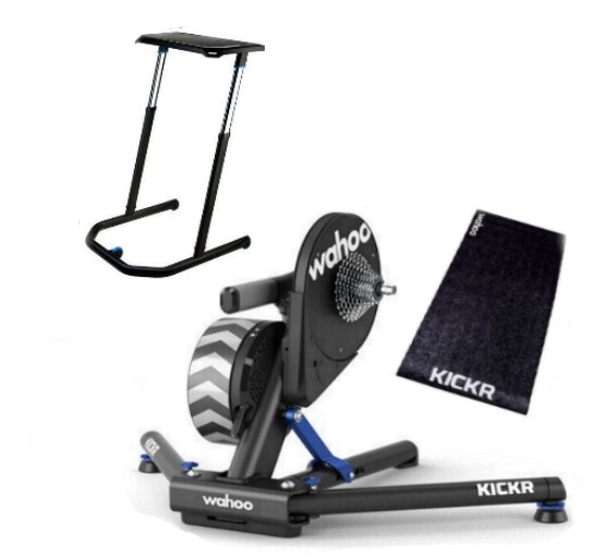 Wahoo Kickr Pain Cave Set Power Trainer