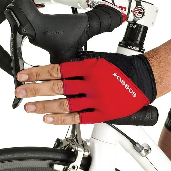 Assos Summer Glove red