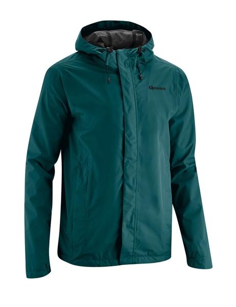 Gonso Save Light Men's commuter raincoat ponderosa pine