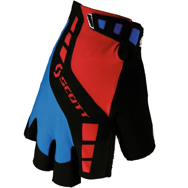SCOTT Glove Perform SF blue/red