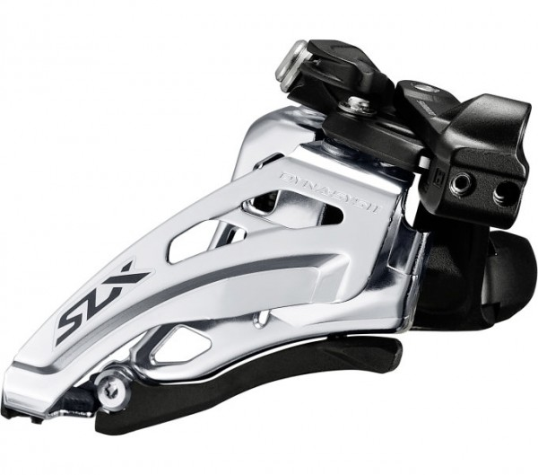 Shimano SLX front derailleur FD-M7020 2x11 Side-Swing, Clamp-On low
