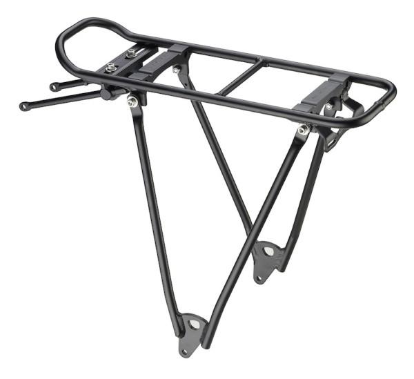 "Racktime luggage carrier Foldit fix 24"" black"