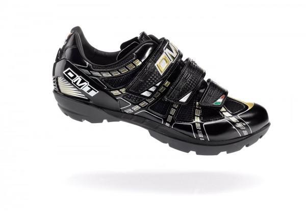 DMT Country Freeride shoe black / gold #Varinfo