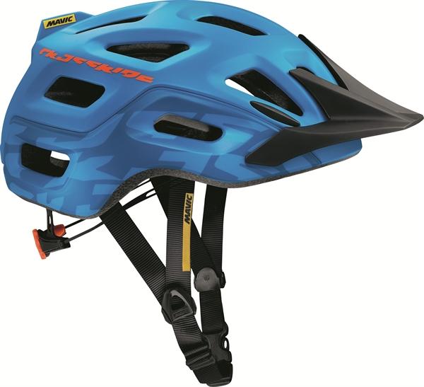 Mavic Helm Crossride montana/george orange-x