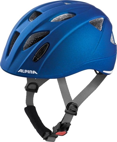 Alpina Ximo LE Kinderhelm blue