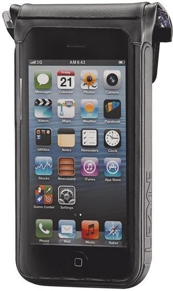Lezyne Smartphonehülle Smart Dry Caddy Iphone 4/4S, wasserdicht schwarz
