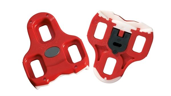 Look Pedalplatten Keo Rot 9°
