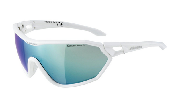 Alpina S-Way CM+ white matt