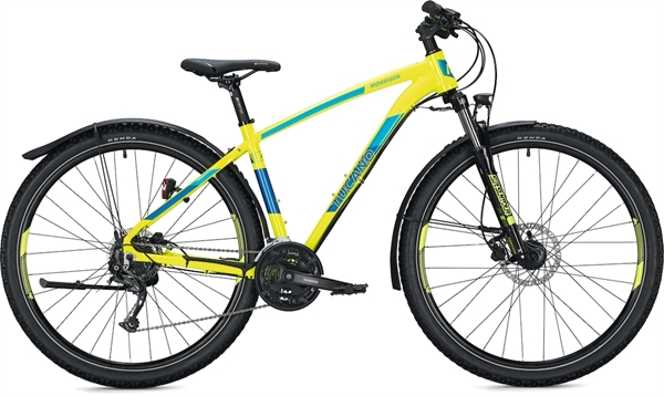 "Morrison TUCANO SPORT 29"" neon yellow-light blue"