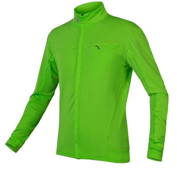 Endura Xtract Roubaix Jacke neon-grün