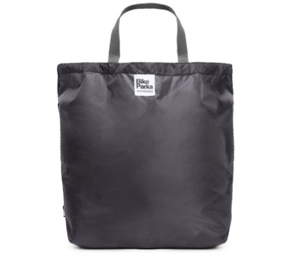 Bike Parka Tote black