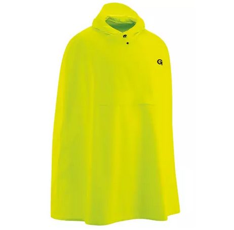 Gonso Goncho Light Rad-Poncho safety yellow