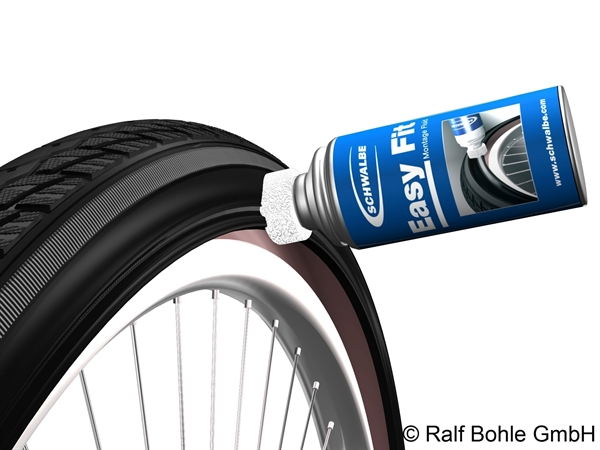 Schwalbe Easy Fit - Montage Fluid