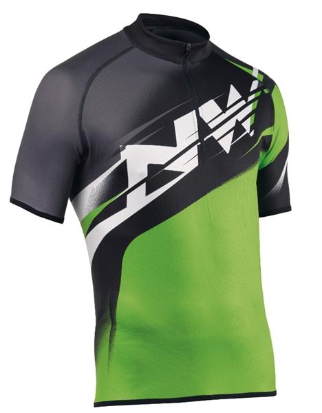Northwave Hammer Jersey short sleeves black / green