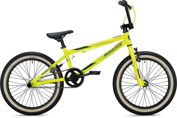 "Morrison B 10 20"" neon yellow-blue 26 cm"