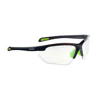Alpina glasses Jalix black matte-green