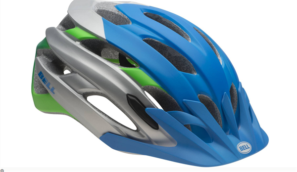Bell Event XC Helm matte blue kryptonite superficial